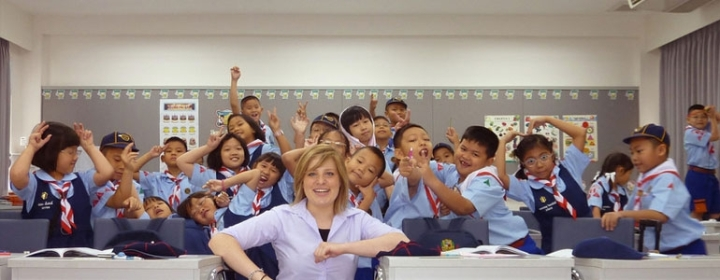 Private English teaching school